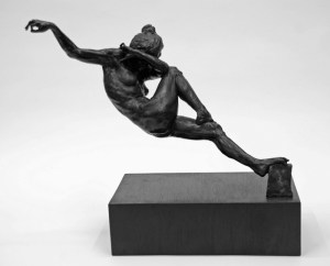 "WeismanVerdirenotte - Gary Weisman ""Verdire Notte"" Bronze Sculpture"