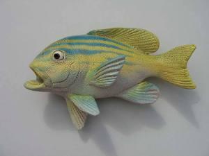 "Alan and Rosemary Bennett ""Grunt"" fish glaze"