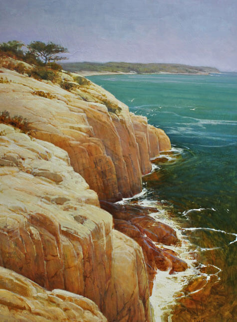 West End Gallery PooleAcadiaL - 2019 Director's Choice Exhibit