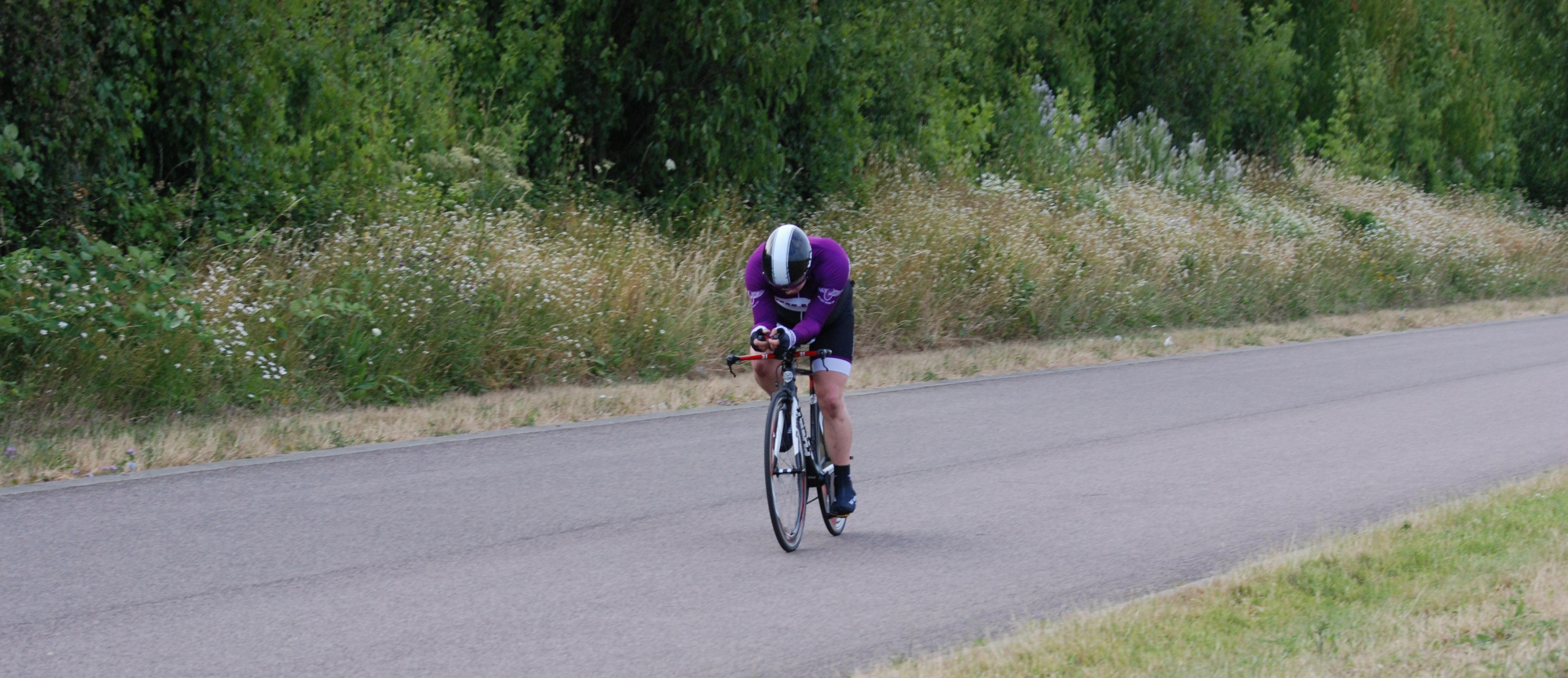 Hillingdon circuit time trial