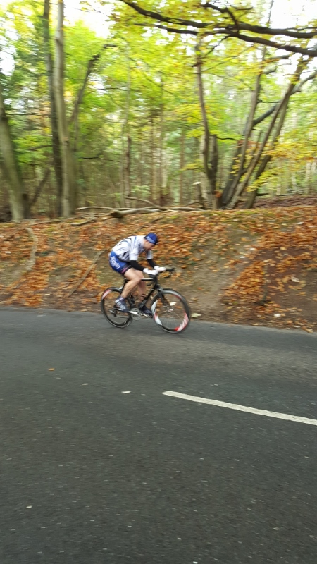 Decisions, Decisions, Decisions and Purple Rain: Westerley Two Up and Hill Climb Report