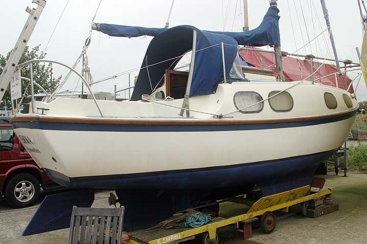 Westerly Nomad NOT FOR SALE Details For Information Only