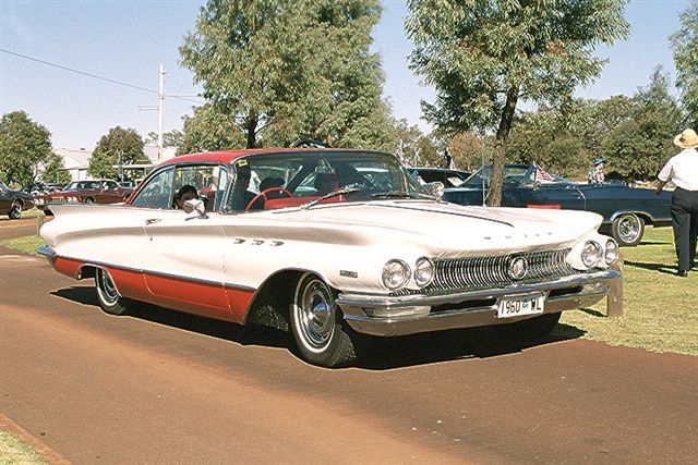 1960 Buick Invicta Coupe