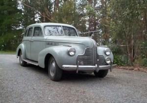 1940 Buick Special Sedan