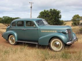 1937 Buick Sedan