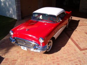 Dennis McGavigan 1955 Coupe
