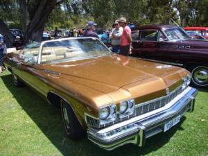 1974 Buick LeSarbre Lexus Convertible