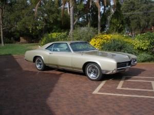 1967 Riviera Coupe