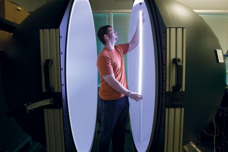 save lighting energy