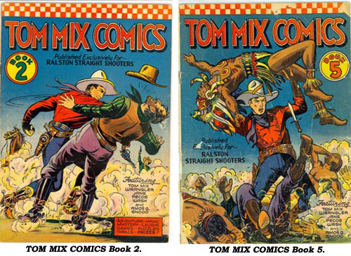 Image result for tom mix comics