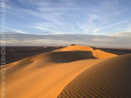 Sand dunes in the Great Sand Sea 2