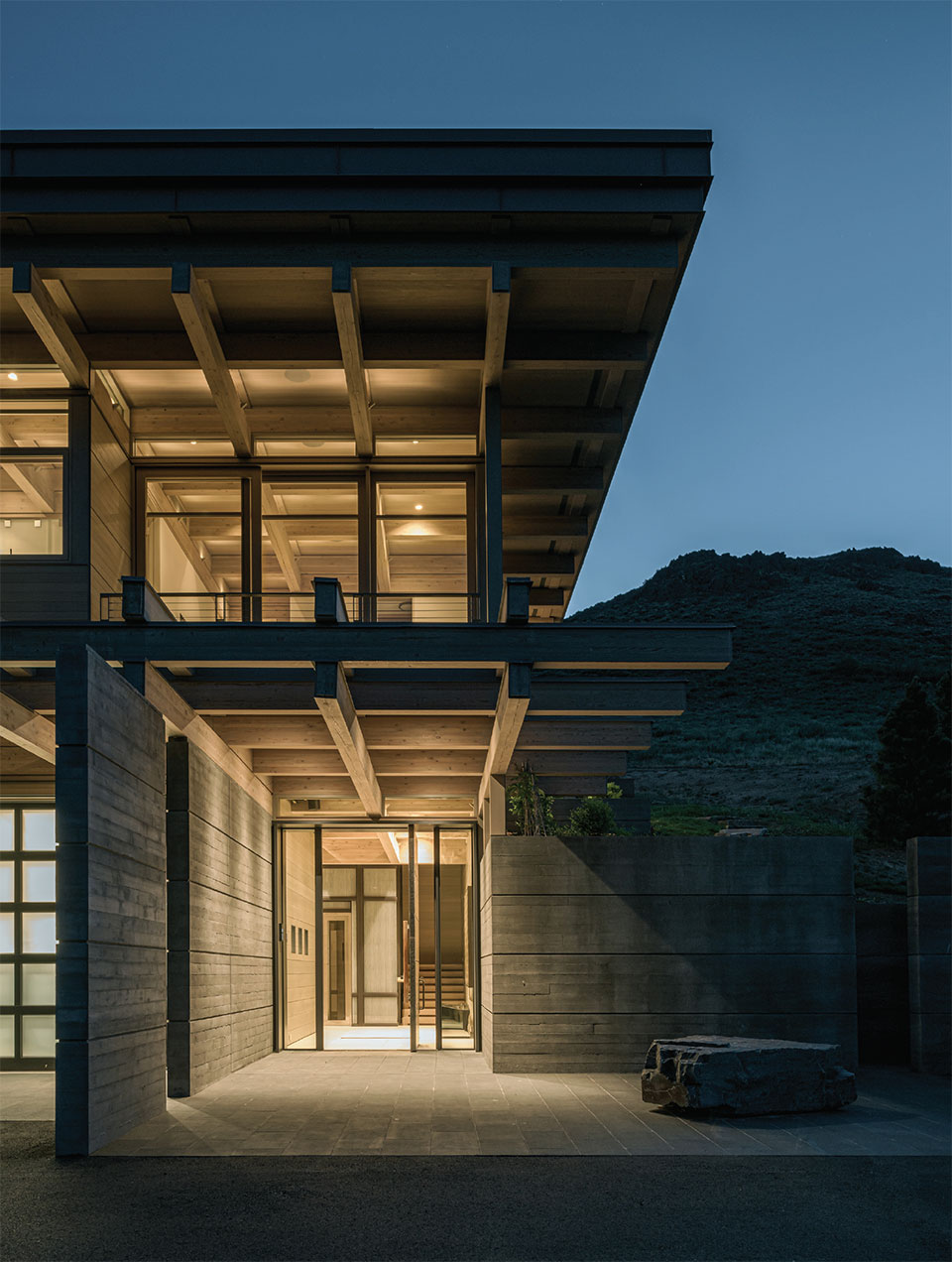 Seeking Fulfillment Western Home Journal Luxury Mountain Home Resource