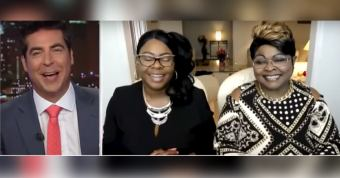 Diamond and Silk Throw Jesse Watters Off-Guard with Incredible Slam on Maxine Waters