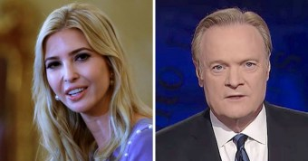 MSNBC Host Loses His Mind After Reading One Ivanka Trump Tweet