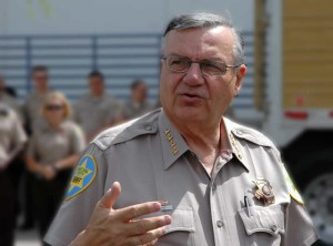 sheriff joe arpaio 300x222 Obama Demands Sheriffs Enforce Gun Bans