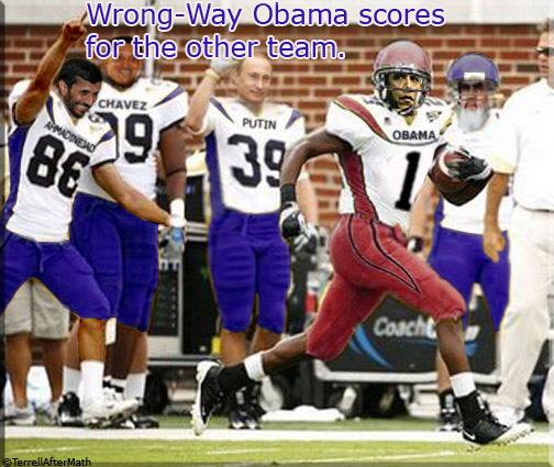 Obama Appeaser Enemies SC Obama shields genocidal Muslim from Republican legislation
