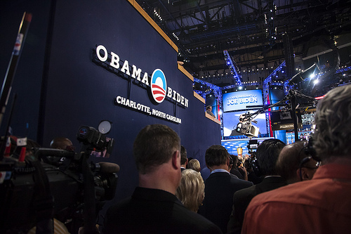 Democrat Conventioneers An Open Letter to Obama Voters