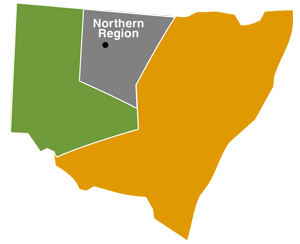 Northern Region - Bourke