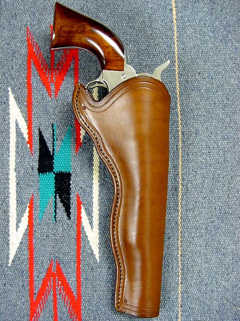 Fast Draw Holster Two Buckles