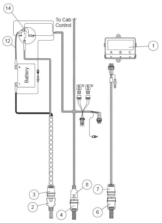 western  fisher 3plug isolation module wiring diagram