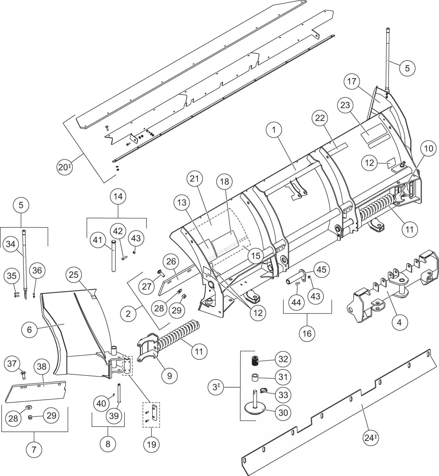 Snow Plow Pump Wiring Diagram