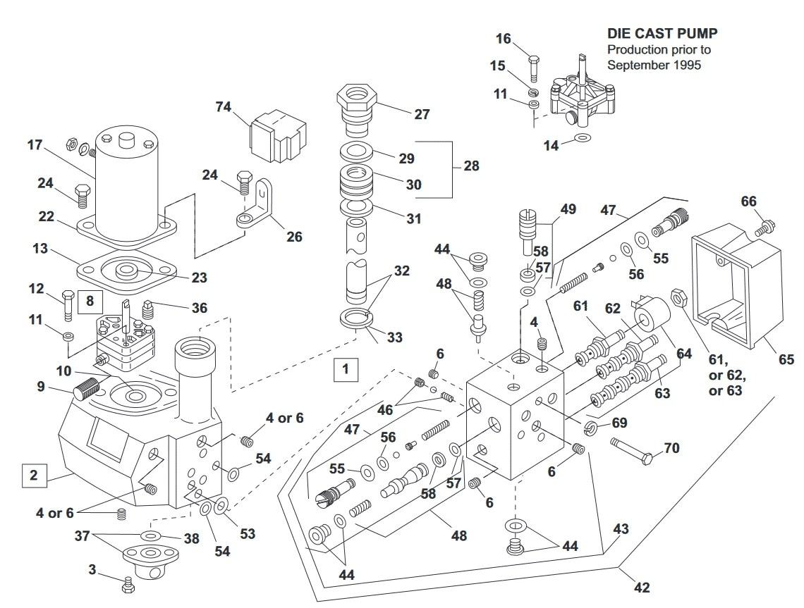 Western Snow Plow Pump Wiring Diagram