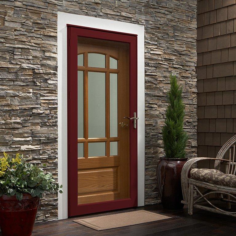 Andersen Entry Storm Doors Western Products
