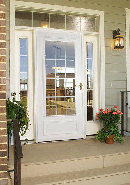 Larson Entry Storm Doors Western Products