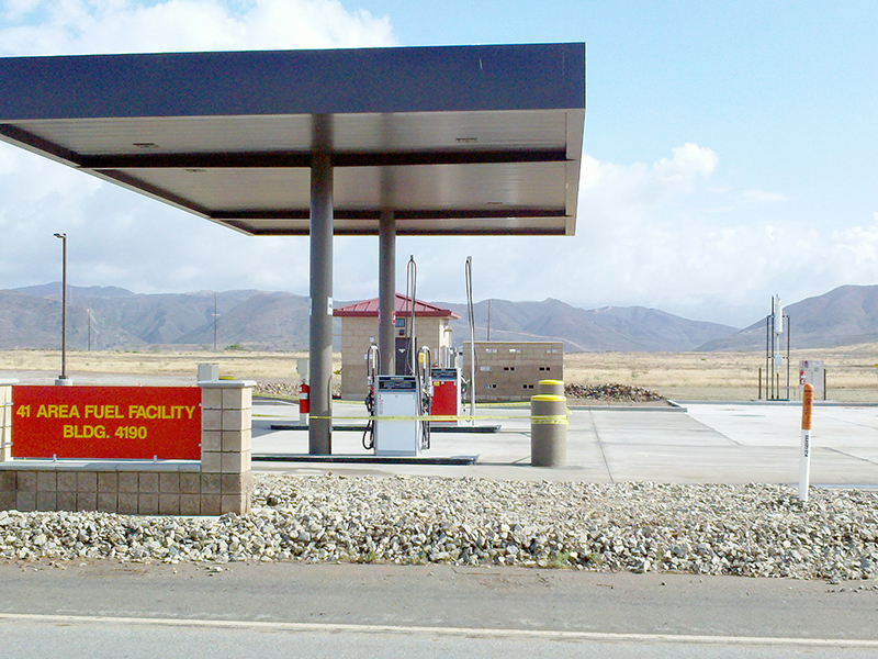 COCO Military Fuel Facilities – Camp Pendleton, CA