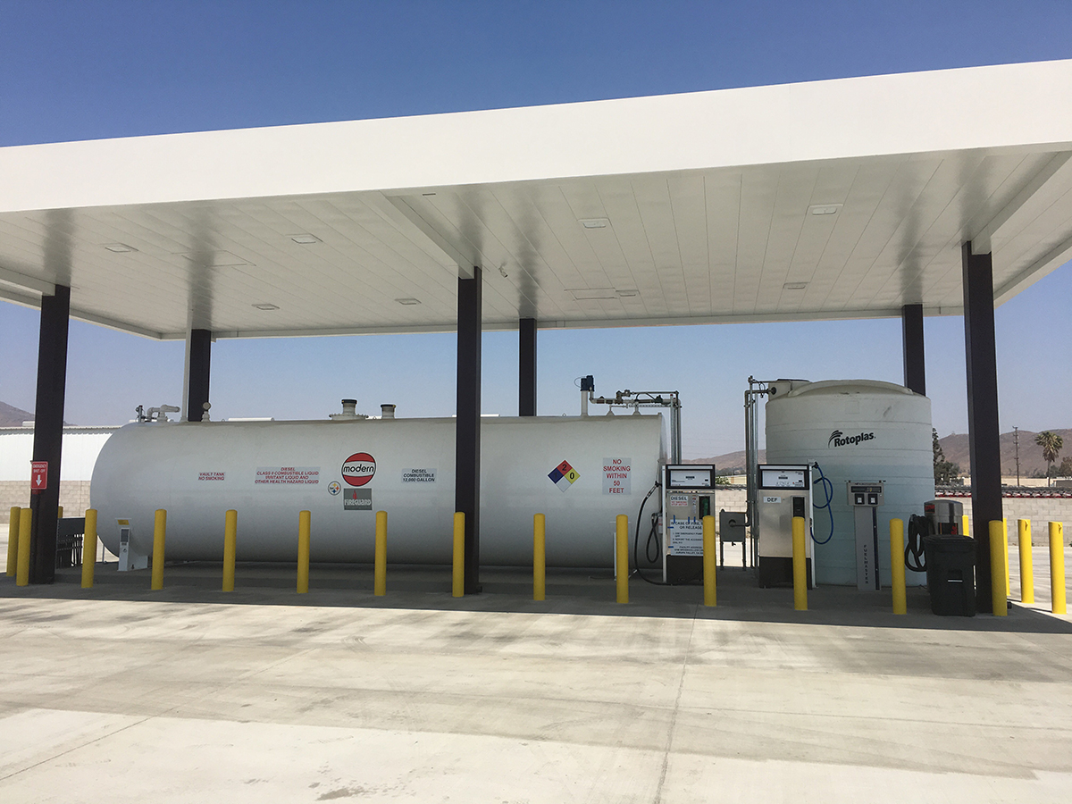 DELUXE AUTO CARRIERS INC. (Jurupa Valley, CA)   Western Pump