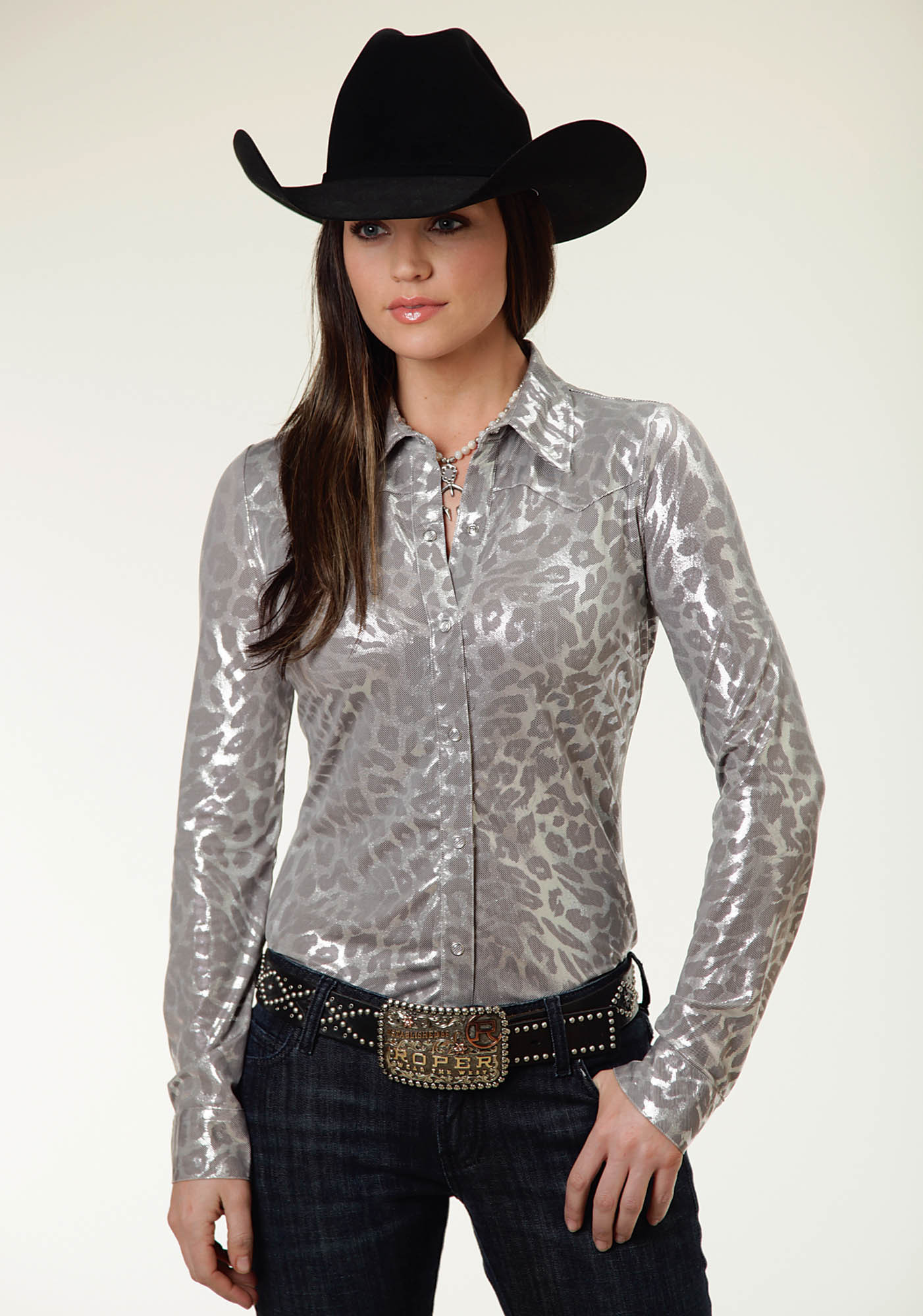 Long Sleeve Western Shirts Boys