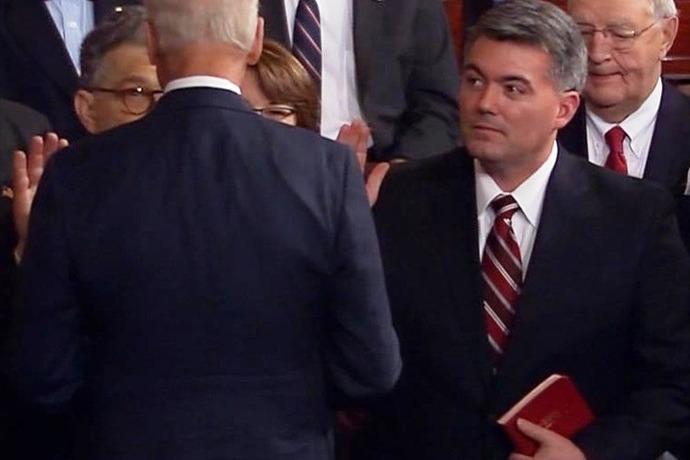 Cory Gardner Sworn In_-3345167513681703834