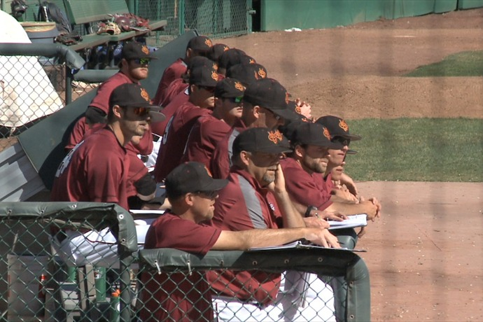 Mesa Baseball Takes Series Over Regis _4785890200815878431