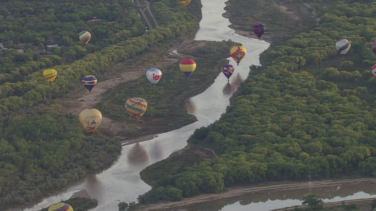 Balloon Fiesta is like 'Christmas in October' for state's tourist hotspots