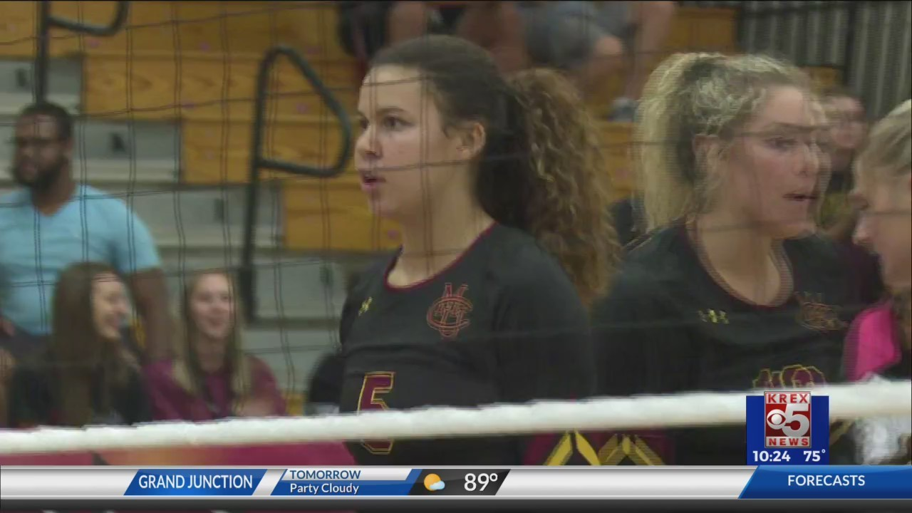 CMU Volleyball Wins Five in a Row