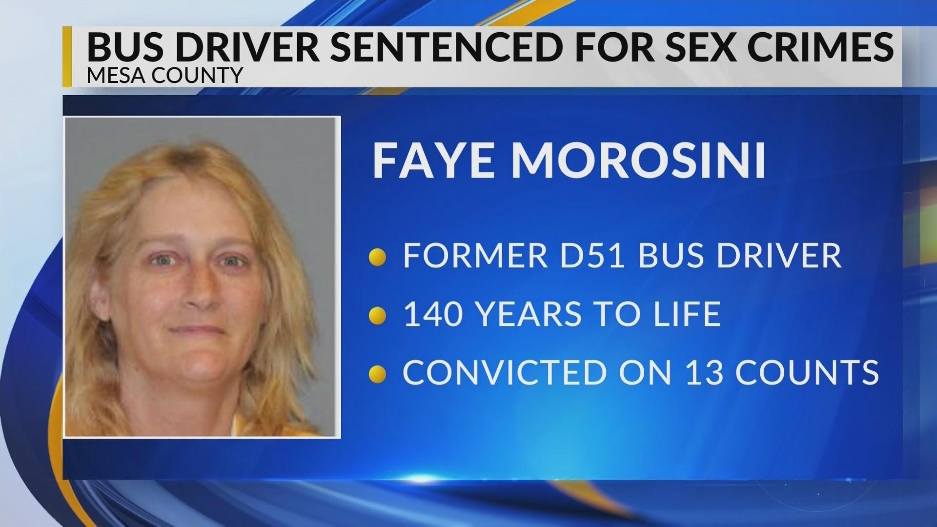 BUS DRIVER SENTENCED