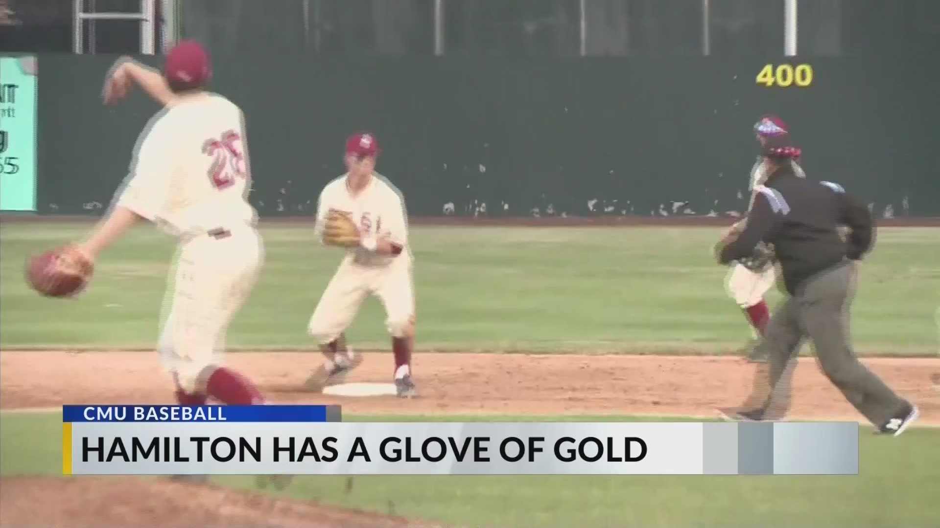 Chase's Golden Glove
