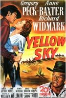 yellow sky western movie