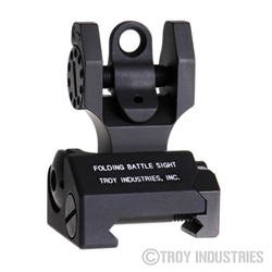Troy BattleSight Rear Folding - Black