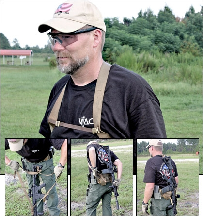 Viking Tactics Back Pack Sling
