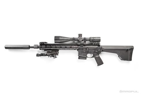 Magpul PMAG 10 Round AR/M4 GEN M3, 5.56x45 Magazine - Black