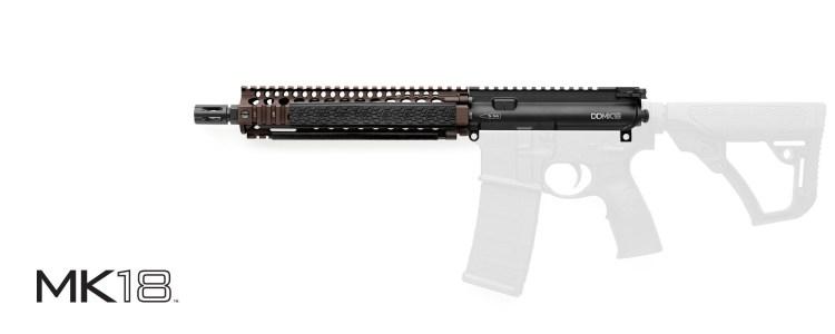 Daniel Defense M4 URG, MK18 (FDE)