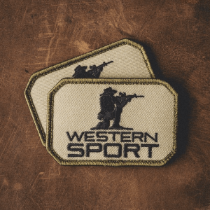 Western Sport Patch
