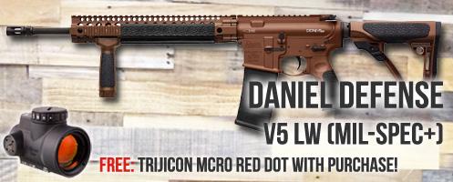 DANIEL DEFENSE V5 LW (MIL-SPEC+)