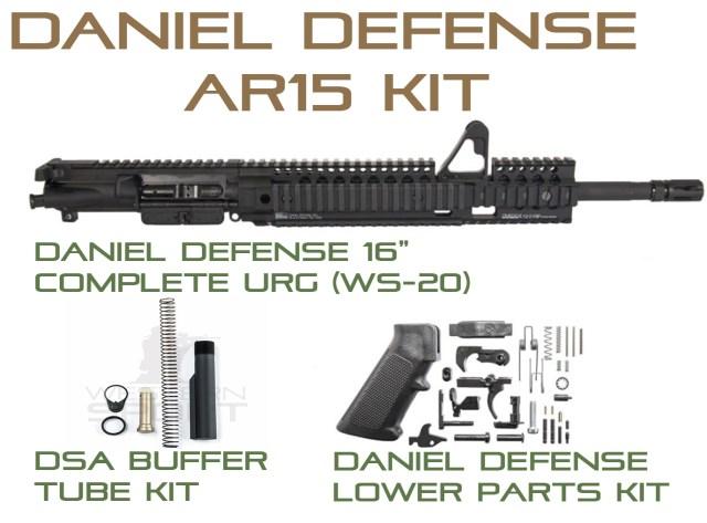 Daniel Defense AR15 Kit | Western Sport Exclusive