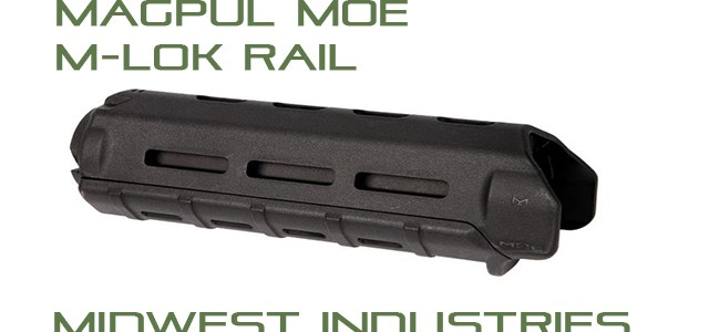 Different M-Lok Rails | Western Sport Blog