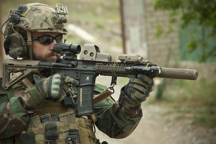 Soldier w/MK18 | Western sport | 3 reasons why you should MK18