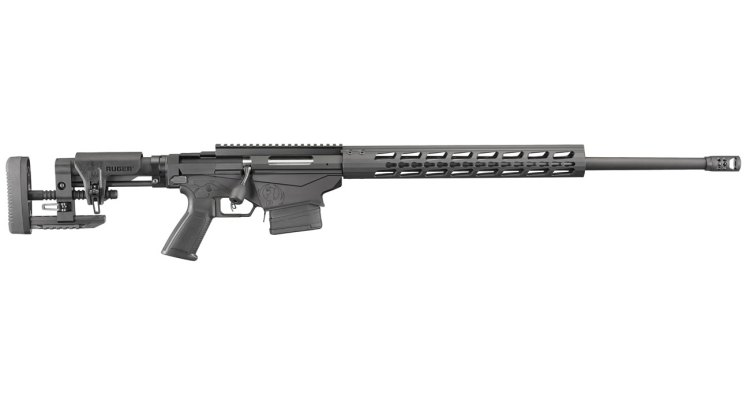 Ruger PRecision rifle 308