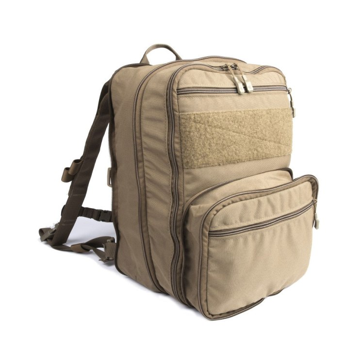 Haley Strategic Flatpack Plus - Coyote Tan