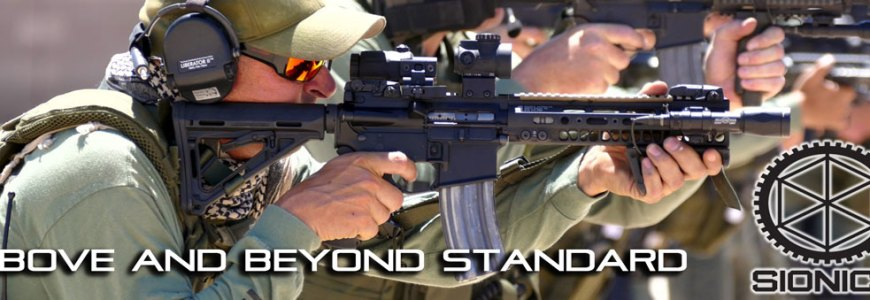 SIONICS | Above and beyond standard | Western sport